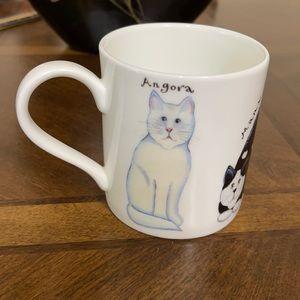 # 1134 Roy Kirkham bone China tea cup Mug.